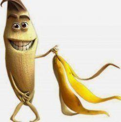 10 Цікавих ідей використання бананової шкірки