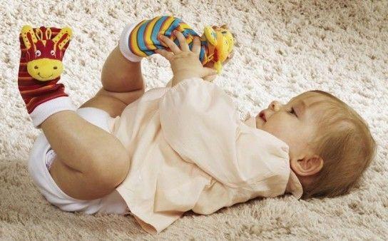 Ваша дитина в 4 місяці