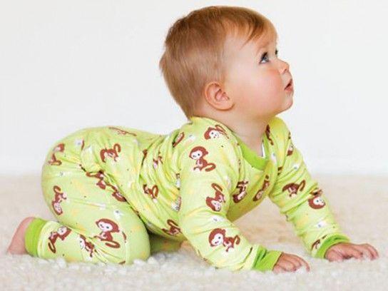 Навички емоційного розвитку дитини в 4 місяці