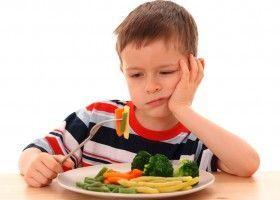 5 Причин відсутності апетиту у дітей. Що робити?