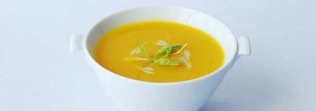 Лангустіновий суп