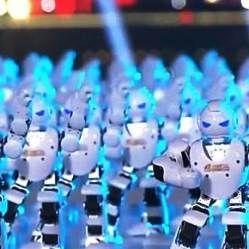 540 Роботів синхронно танцювали на концерті в китаї