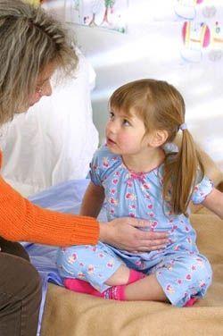 Ацетонемічний синдром у дитини