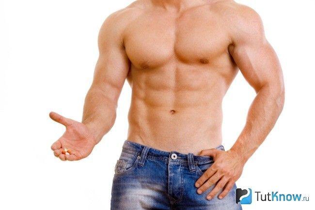 Анаболічні андрогенні стероїди