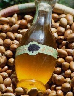 Арганова олія, користь і шкода
