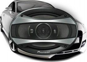 Автомобільний підсилювач звуку 2x40 Вт