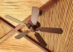 Бамбуковий стелю: види і особливості монтажу