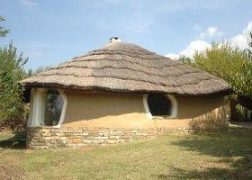 Баня з глини: технологія будівництва