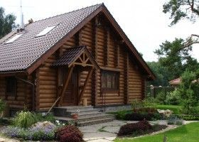 Баня з гостьовим будинком: технологія будівництва