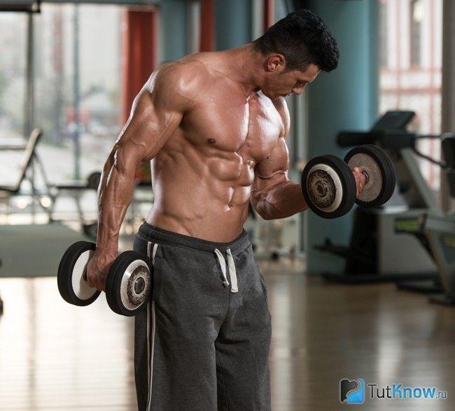 Тренування для росту м`язів у бодібілдингу