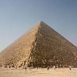 Велика загадка: секретні двері великої піраміди