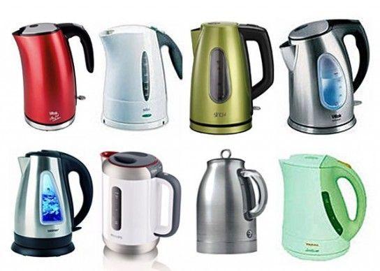 Чайник електричний: який краще вибрати?