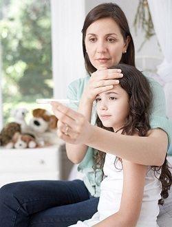 Часто хворіють діти, лікування та профілактика
