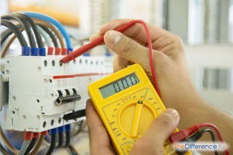 Чим відрізняється електрик від електромонтера?