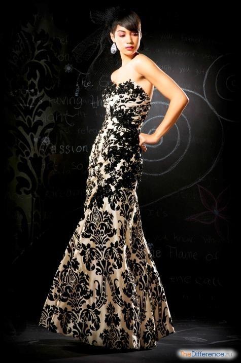 чим відрізняється коктейльне плаття від вечірнього
