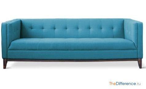 чим відрізняється софа від дивана