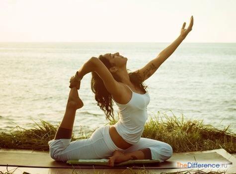 чим відрізняються хатха-йога і кундаліні-йога,