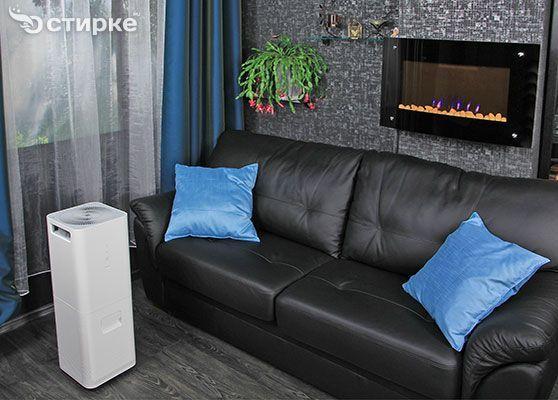 очисник повітря в квартирі