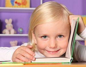 Користь читання для дітей