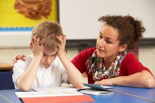 Причини погіршення успішності дитини в школі