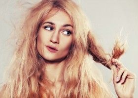 Що робити, якщо сильно електризуються волосся?