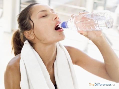 що краще пити після тренування