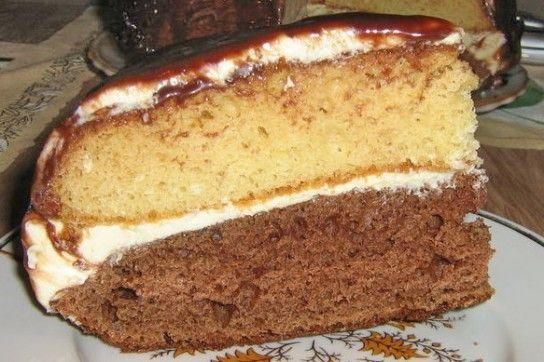 Традиційний рецепт торта «сметанника»