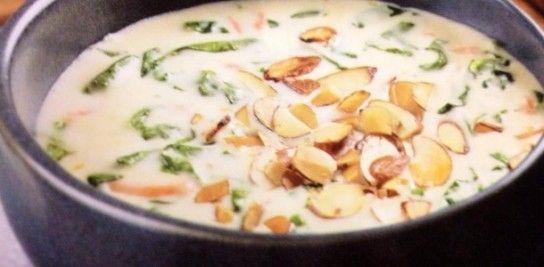Суп зі сметаною