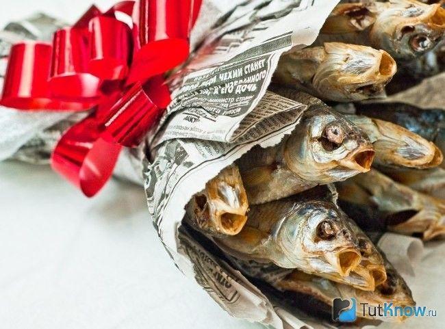 Подарунок батькові-рибалці на 23 лютого