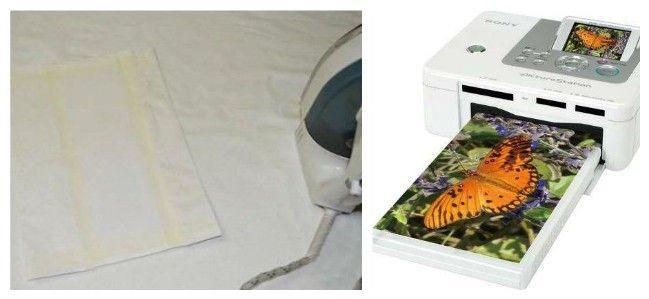 Декупаж за допомогою принтера