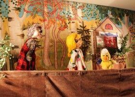 Робимо ляльковий театр своїми руками