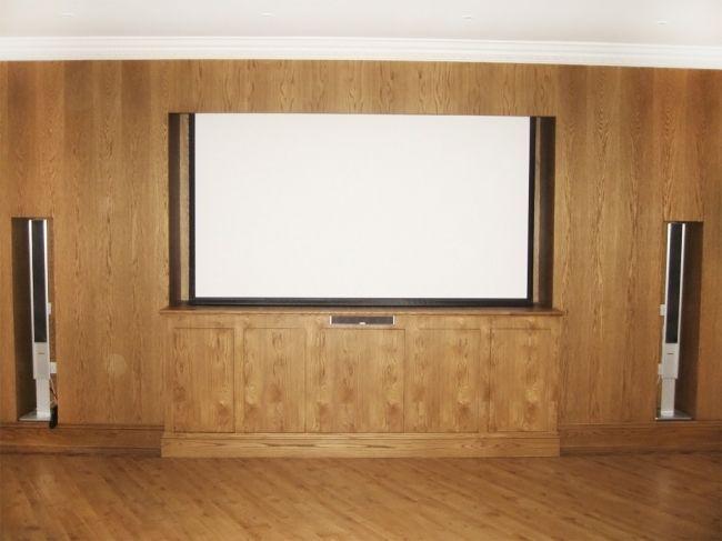 Покриття дерев`яних стінових панелей