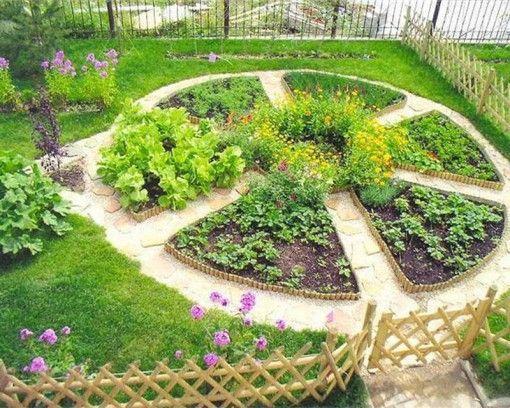 Як перетворити город і сад своїми руками