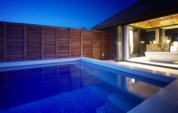 Відмінний приклад ванної кімнати для приватного будинку