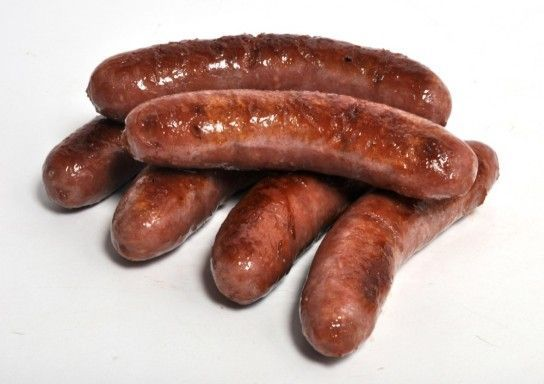 Домашня ковбаса з яловичини - рецепт