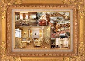 Палацовий стиль в інтер`єрі