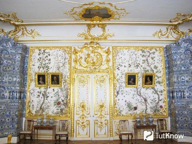 Палацовий стиль в інтер`єрі - аксесуари