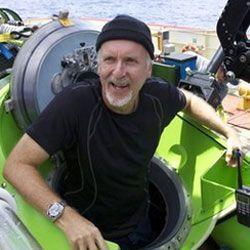 Джеймс Камерон повернувся з дна морського