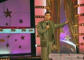 Юхим Шифрін на сцені