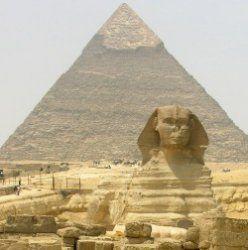 Єгипетські піраміди будували не раби