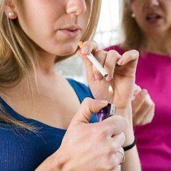 Фізичні вправи допомагають підліткам кинути курити