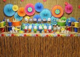 Гавайська вечірка: оформлення, меню, костюми, конкурси