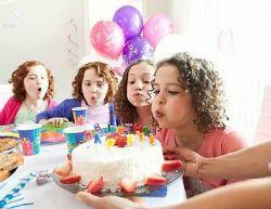 Де відзначити дитячий день народження