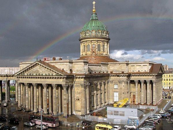 Казанський собор, Петербург