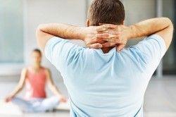 Гімнастика для шиї