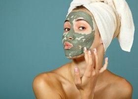 Блакитна глина для обличчя: користь і застосування