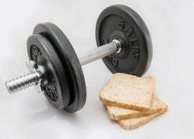 Хліб в бодібілдингу: користь і шкода