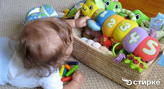 ящик для дитячих іграшок