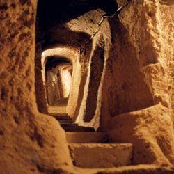 Цікаві факти про підземні містах світу