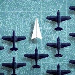 Цікаві факти про паперові літачки